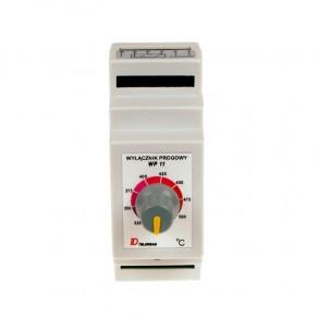 Progowy wyłącznik temperatury WP Manual 0-300