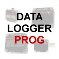 Oprogramowanie do komputera DATA LOGGER-PROG