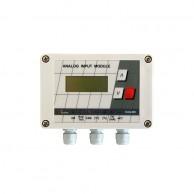Moduł pomiarowy z wyświetlaczem - ANALOG INPUT MODULE DAQ-MD - do pomiaru temperatury i wilgotności (bez czujnika)