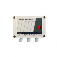 Moduł pomiarowy bez wyświetlacza - ANALOG INPUT MODULE DAQ-M - do pomiaru temperatury i wilgotności (bez czujnika)