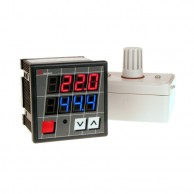 Regulator temperatury i wilgotności URM72 z układem pomiarowym UPWT 2%